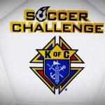 Knights of Columbus Soccer Challenge Logo