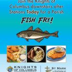 St Mark Catholic Church Friday Fish Fry
